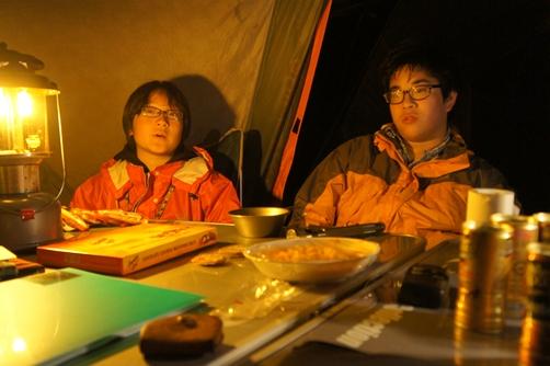 GWキャンプ