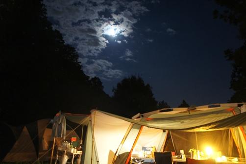 GWキャンプ2日目