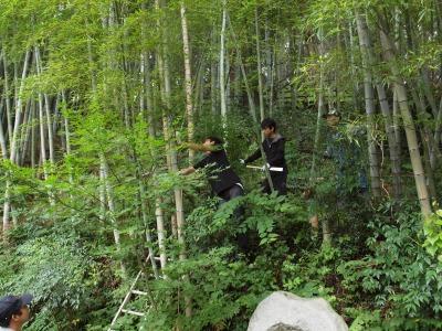 竹筏プロジェクト