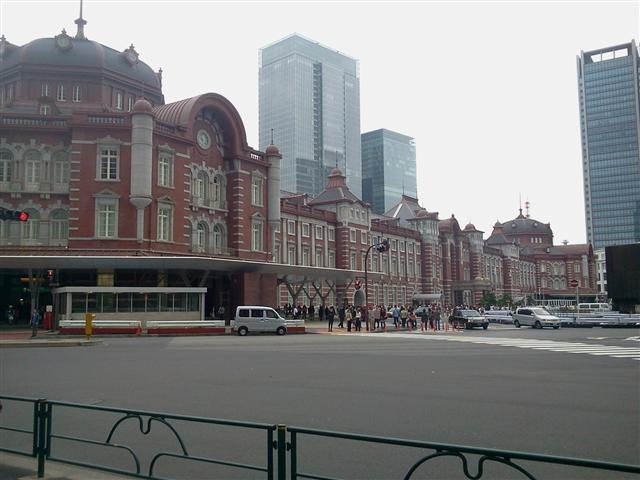 ビーバー隊の「東京の中心をみてみよう」