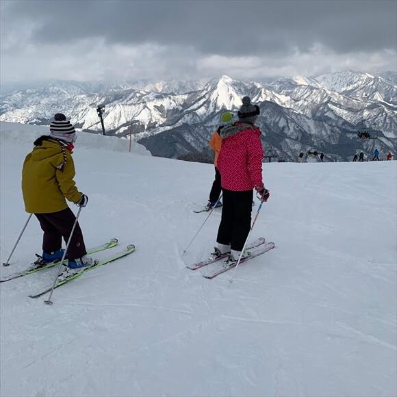 カブ山スキー