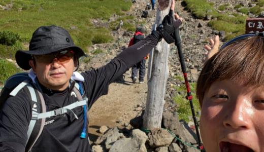 乗鞍岳に行ってきました!
